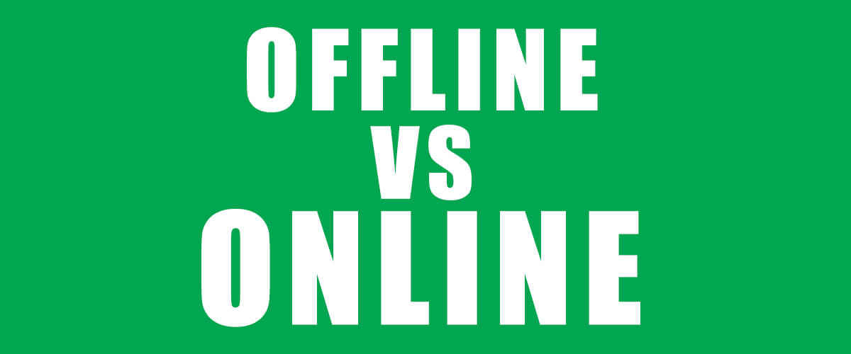 Offline Vs Online Salon Management Software