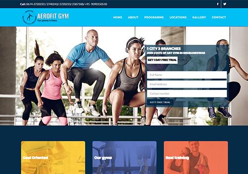 Aerofit Gym